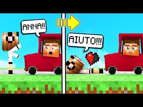 ANNA È STATA INVESTITA! - Scuola di Minecraft #22