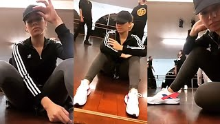 DINAH JANE: Instagram Live - November 16, 2018