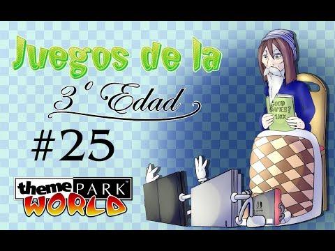 Juegos de la tercera edad - Capitulo 25: Theme Park World