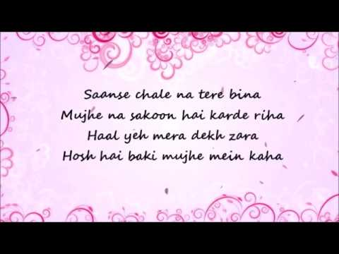 Tera Junoon-Machine-Jubin Nautiyal (Full Song Lyrics )