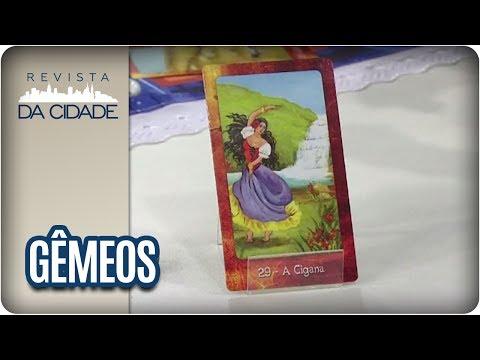 Previsão de Gêmeos 11/06 à 17/06 - Revista da Cidade (12/06/2017)