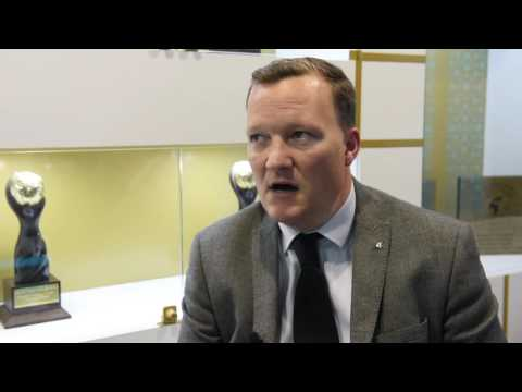 Simon Cook, Country Manager, Oman Air UK