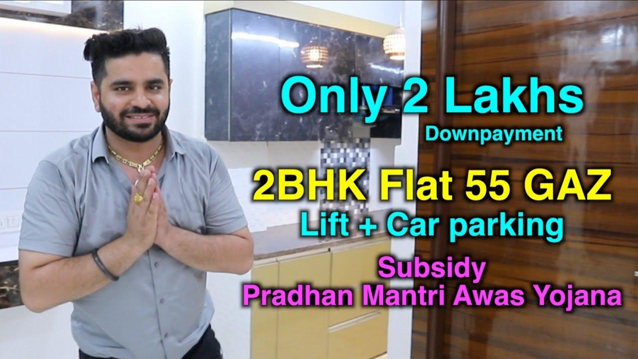 2BHK Semi Furnished Builder floor Vishwas Park Property Lift+ Car Parking Near Uttam Nagar Metro