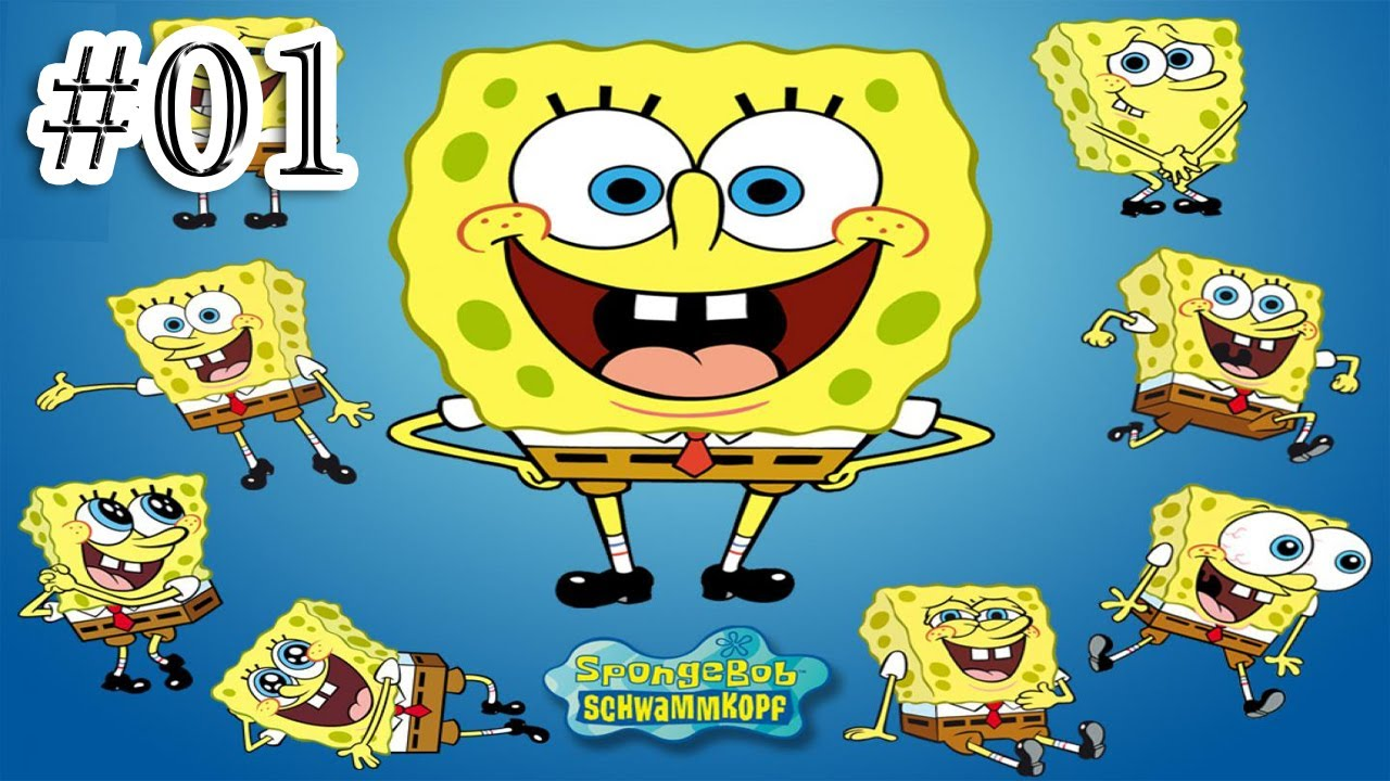 Spongebob Squarepants The Movie (PC) - Chapter 1 Love thy Neighbor ...