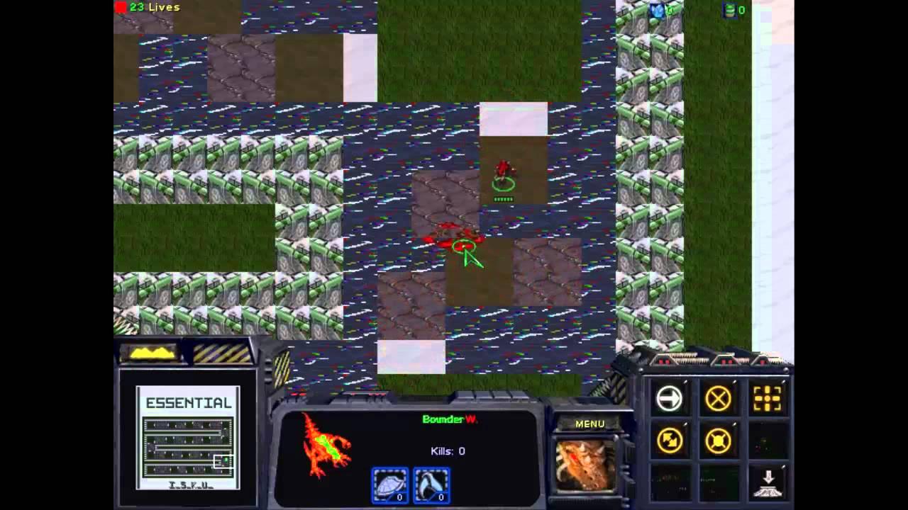 SerG - Starcraft Bounds: Essential Bound