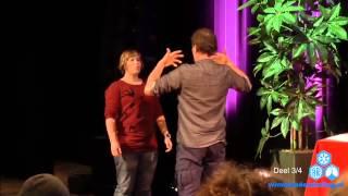 Wim Hof Iceman - Wim Hof Methode - Studium Genrale Deel 2 van 4