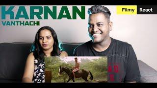 Karnan Teaser REACTION | Malaysian Indian Couple | Dhanush | Mari Selvaraj | Santhosh Narayanan | 4K