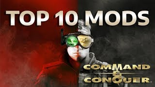 Top 10 Mods For Command & Conquer Games