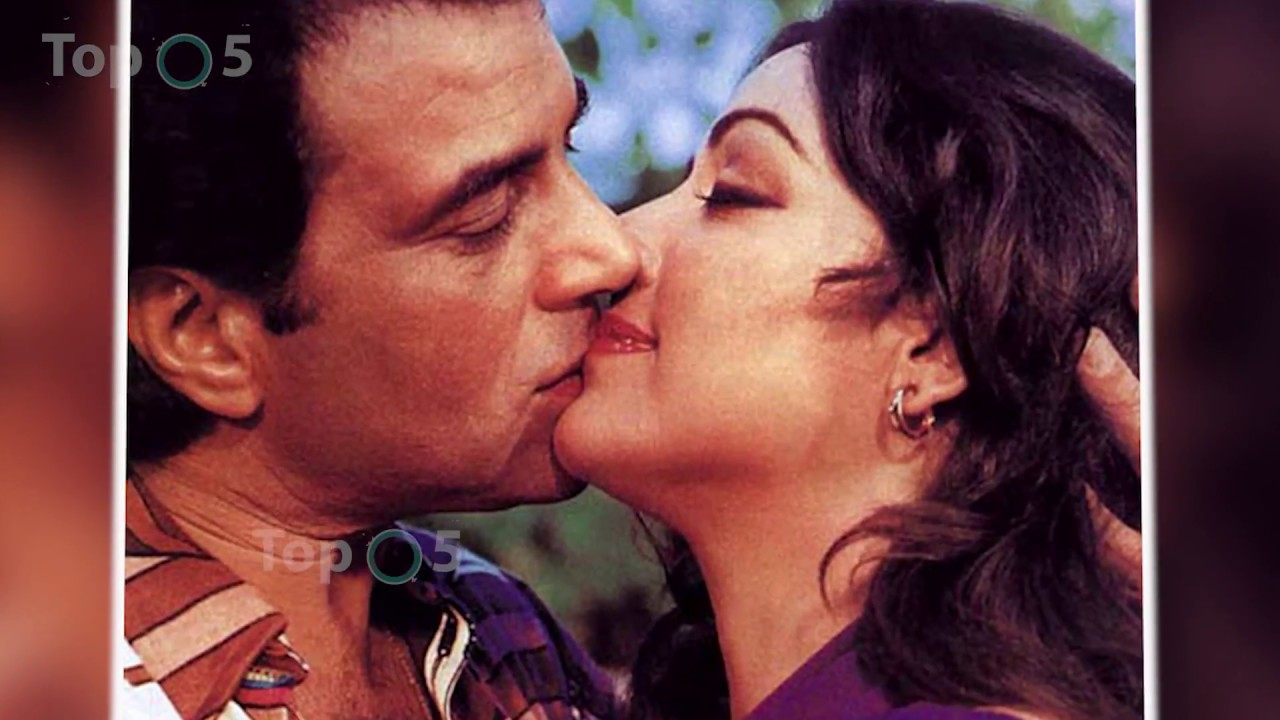 Hema Malini and Dharmendra best old moments, and some best