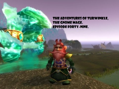 The adventures of Turwinkle, the gnome mage! Episode Forty-nine.