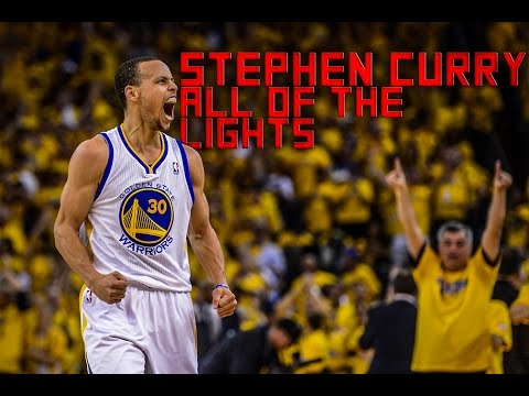 stephen curry all of the lights