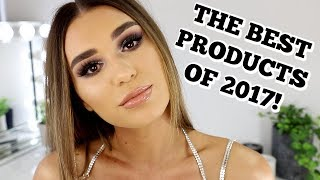 The Best Products Of 2017 | MAKEUP TUTORIAL