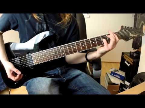Sylosis - Servitude // Full Cover