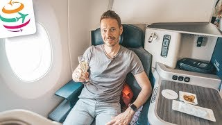 Hainan Airlines Business Class A350, wirklich 5 Sterne? | YourTravel.TV