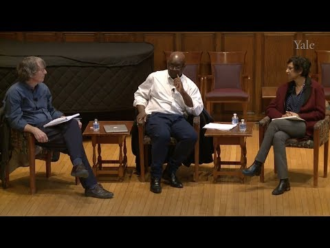 b1ee51aa2344 Tanner Lectures on Human Values  Michael Denning   Inderpal Grewal with Achille  Mbembe