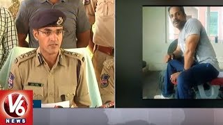 Rachakonda Joint CP Tarun Joshi Speaks On Chengicherla Oil Tanker Blast | 2 Accused Arrested | V6