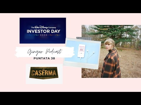 Evermore di Taylor Swift reaction e recensione, gli annunci del Disney Investor Day e La Caserma