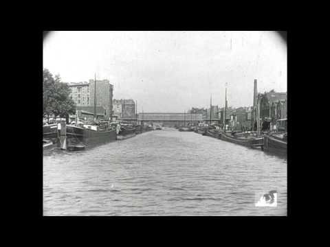 Le canal St Martin en 1926