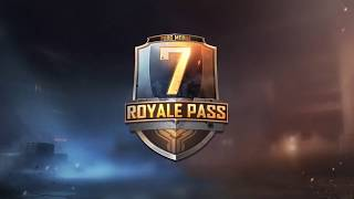 PUBG Mobile Season 7 Trailer HD | VERSION 0.12.5 | Royal Pass