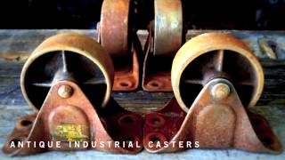 Antique Casters