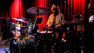 Grover Stewart Jr - Jammin on Drums