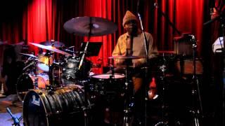 Grover Stewart Jr - Jammin on Drums