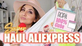 HAUL ALIEXPRESS-LA ROPA DE INFLUENCER ♡ Clones, MUCHA ropa & mas | @patrizienta