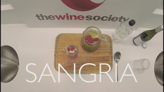 Recipe | White Sangria With Riesling