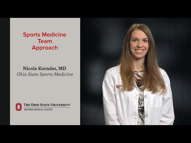 Sports Medicine | Ohio State Medical Center