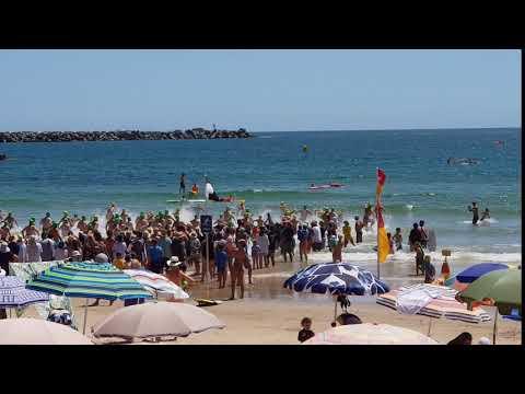 Ocean Swim Competition