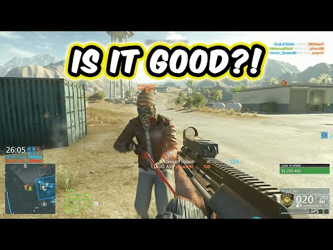 IS IT GOOD? + WATER TOWER SNIPERS! - Battlefield Hardline