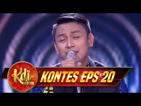 Janwar VS Joko Dalam Lagu [TAKDIR CINTA] Karya Fauzi Bima - Kontes KDI Eps 20 (31/8)