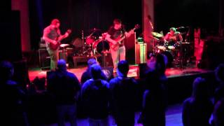 Hyding Jekyll - Live- 1-9-15 at The Wow Hall