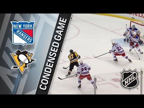 01/14/18 Condensed Game: Rangers @ Penguins