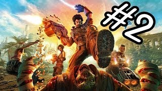 Bulletstorm PC Gameplay Walkthrough Part 2(PC/XBOX/PS3) (No Commentary)