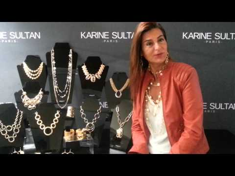 karine Sultan Paris Jewelry Los Angeles
