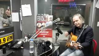 RICK PRICE SINGING HEAVEN KNOWS AND NOTHIN CAN STOP US NOW