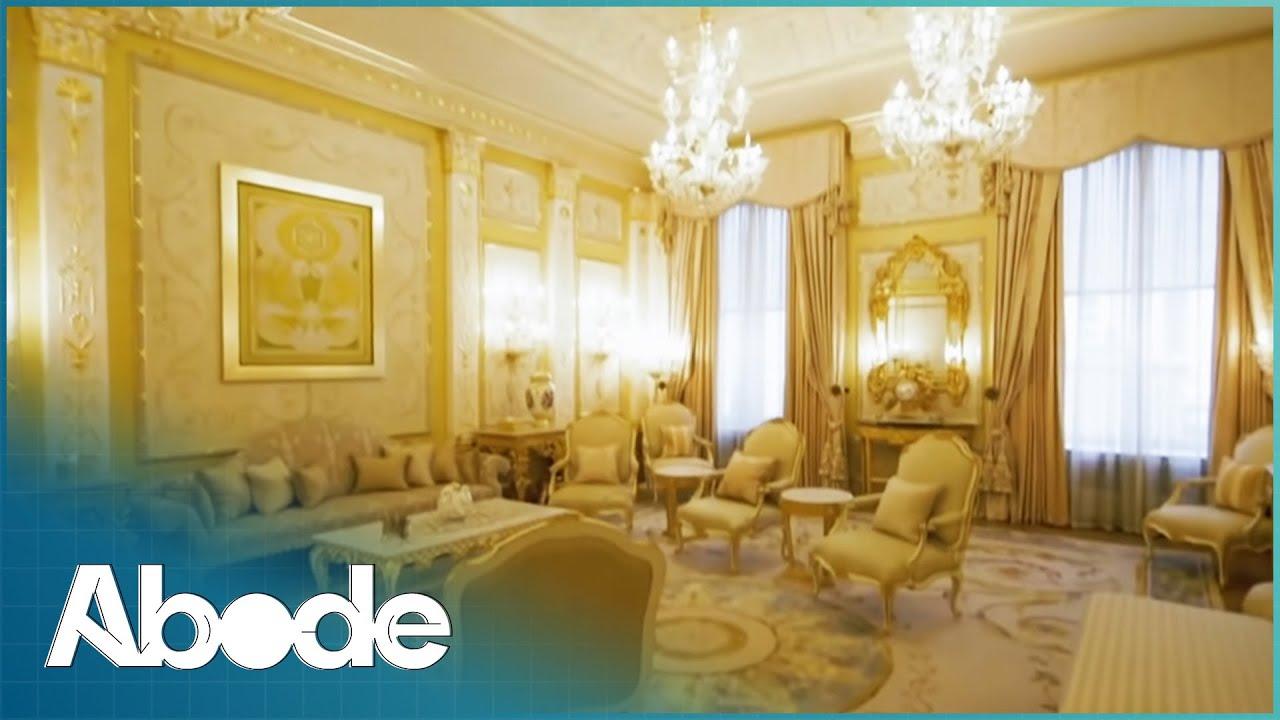Inside MEGA Mansions: Designing the Finest Luxury Homes (Interior Design Documentary) | Abode