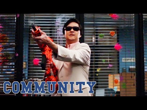 Chang Joins The Paintball War | Community