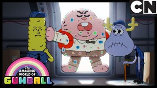 Richard Jumps Out of A Plane | The Slip | Gumball | Cartoon Network