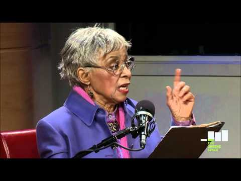 Ruby Dee Reads From