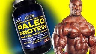 видео MHP Paleo Protein