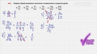 № 23 Алгебра 8 класс Макарычев Ю.Н. и др.