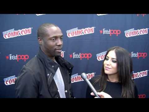 Blindspot Rob Brown & Audrey Esparza Interview