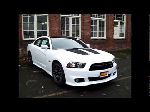 new 2013 dodge charger srt8 super bee for sale at campbell chrysler in centralia wa youtube. Black Bedroom Furniture Sets. Home Design Ideas
