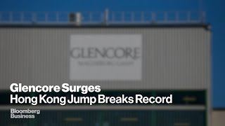 Glencore's Wild Ride Extends Amid Unit Sale Talks