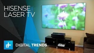 Hisense Laser TV - Hands On Projector Review