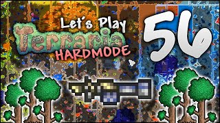 CLEANSING MY TERRARIA WORLD OF EVIL! | Let's Play Terraria 1.3.5