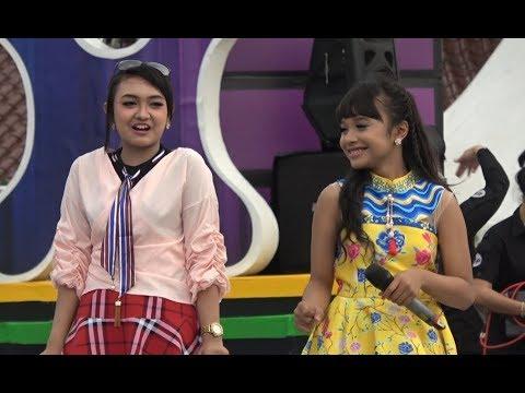 BATLE Tasya Rosmala & Jihan Audy - LIVE Inbox Spesial HUT Tasya Rosmala & Cilacap