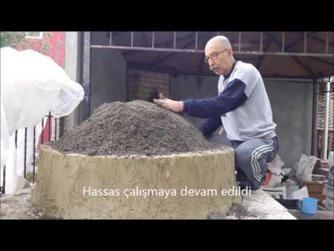 Taş fırın yapımı